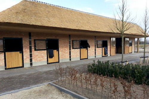 Renovation projects Ashford Farm - Bocholt