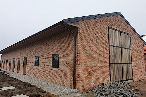 New construction projects Familie Bolckmans
